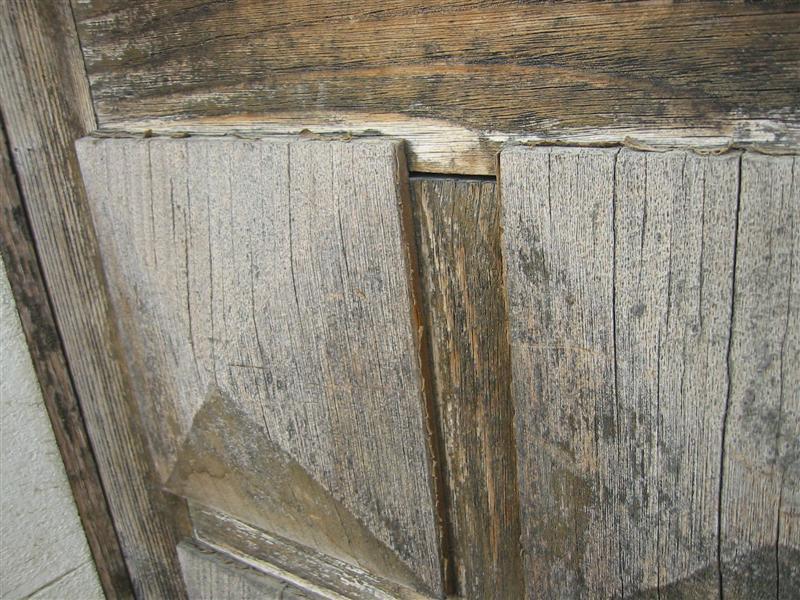Rajeunir une vieille porte forum menuiseries int rieures for Lasurer une porte